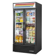 commercial refrigerator glass door merchandiser 2 door 35 cu ft