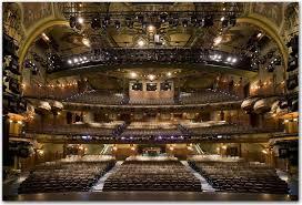 New Amsterdam Theater Seating Chart New Amsterdam New