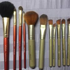 15 pieces makeup brushes set