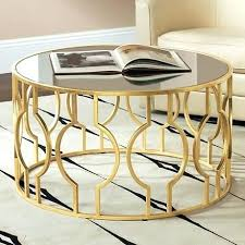 round gold glass coffee table silver glass tops this antique gold leaf finish round coffee table for a beautiful look gold glass coffee table australia