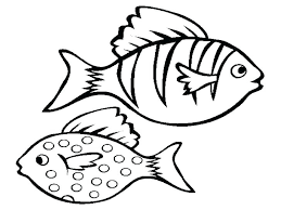 Pictures Of Fish To Color Fish Pictures To Color Picture Of Clown