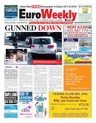 Novem Car Interior Design Inc Euro Weekly News Costa Del Sol 5 11 December 2019 Issue