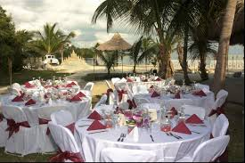 Beautiful Reception Decorations Impressive Beach Wedding Reception Table Decorations Impressive