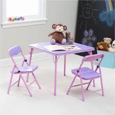 kids table chair set fresh showtime childrens folding