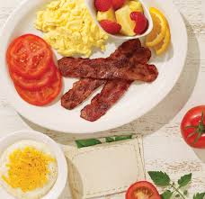 Cracker Barrel Light Cheese Good Morning Breakfast Two Scrambled Egg Beaters Your