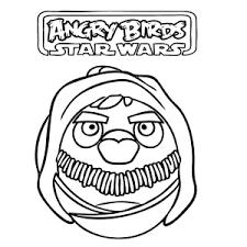 Leuk Voor Kids Angry Birds Star Wars Kleurplaten