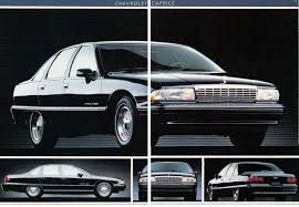 1992 Chevrolet Caprice Specs and Photos | StrongAuto