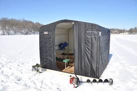 portable ice house plans sea