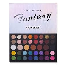 JC Pro <b>39 Colors</b> Eyeshadow Palette - <b>ucanbe</b>