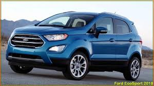 new ford 2018. plain new ford ecosport 2018  new review interior u0026 exterior intended new ford d