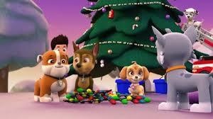 Resultado de imagen de patrulla canina navidad