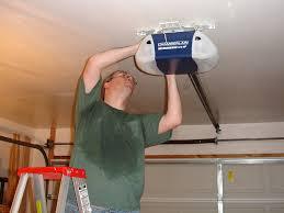 replace garage door openerhow to replace garage door opener motor  House Design