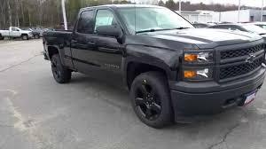 2015 Chevrolet Silverado BLACK OUT EDITION - AT Emerson Chevrolet ...