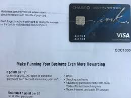 Aug 03, 2021 · the chase ink business preferred card offers 100k bonus points after you spend $15,000 on purchases in the first 3 months from account opening. Hurry Up And Wait My Experience Applying For The Chase Ink Business Preferred Million Mile Secrets