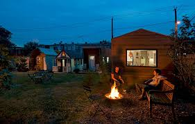 Small Picture Micro community of tiny homes flourishes on rehabilitated vacant