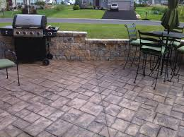 stamped concrete patio pros and cons best of 47 elegant how to lay a concrete patio post