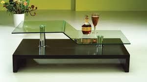 Quatro Wenge Lacquer Coffee Table