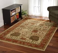 ermilk folk art family rug