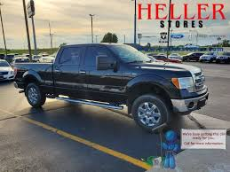Pre-Owned 2013 Ford F-150 XLT 4WD SuperCrew Cab Pickup