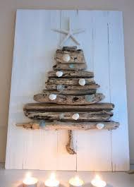 DIY Natural Wood Block Candle Holder U2013 Cool Inspirational Diy Christmas Wood Crafts