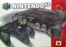 N64 Price Chart Nintendo 64 Console Smoke Gray Value Price Nintendo 64