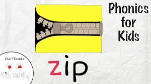 It is used to spell out words when speaking to someone not able to see the speaker, or when the audio channel is not clear. Alphabet Phonics For Kids Letter Z Uk Pronunciation Youtube