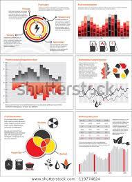 Fuel Consumption Comparison Chart Infographics Statistics Charts Energy Fuel Consumption Stock