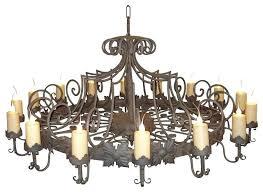 large candle chandelier large black candle chandelier pictures design