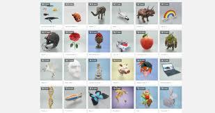 Top 10 3D Model Databases: Best Places to Download 3D Models   3D ...