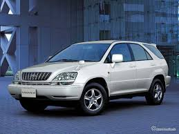 Toyota Harrier I (XU10) 2.2 AT specifications and technical data ...