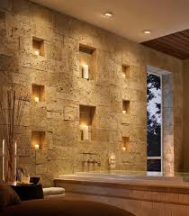 Small Picture Interior Stone Wall Design Interior Design