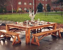 houzz outdoor furniture. Fantastic Rustic Outdoor Table And Chairs Houzz Custom Furniture Design Ideas Remodel Pictures A
