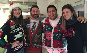 ONEin3 Ugly Sweater Party | Boston Planning & Development Agency