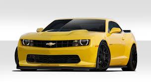 Chevy | Camaro | 2010-2015 Camaro | Body Kit & Ground Effects Kit ...
