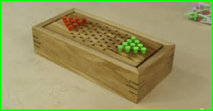 How To Make Wooden Games How To Make A 100 Player Chinese Checkers Game Board Gotta Go Do 10