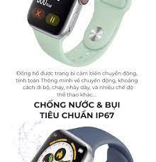 Đồng Hồ Điện Tử Thông Minh - ĐỒNG HỒ THÔNG MINH T500 SERI 5 CHỐNG NƯỚC IP67  FULL BOX BẢO HÀNH 12 THÁNG, Đồng Hồ Thông Minh T500 Watch - Smart Watch