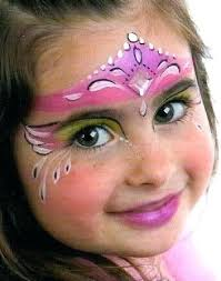 cat face paint step by step kitty cat face paint painting tutorial easy makeup cat face