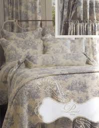 french blue toile bedding. Beautiful French Note This Beautiful Cream And French Blue Toile Bedding Can Be Special  Ordered Through My Boutique To French Blue Toile Bedding