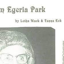 Lila from Egeria Park
