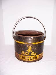 dutch boy lead paint can