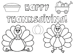 A bucket of crayons, colored pencils or markers (washable markers are a great idea!) will be just what the kids need. Thanksgiving Coloring Pages Free Printables My Mini Adventurer
