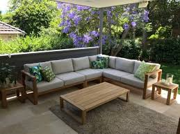 Outdoor Lounge Furniture Interior Design