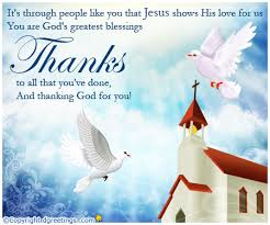 Thank You Christian Quotes Best of Religious Thank You Quotes