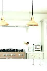 copper pendant light kitchen copper kitchen lights