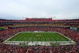 fedex field parking lot to be used as