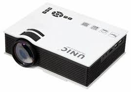 <b>Проектор Unic</b> UC40 белый — купить по выгодной цене на ...