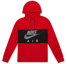 york university hoodie. nike air hoodie-university red black cool grey york university hoodie