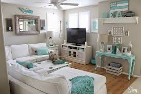 coastal cottage living family room decorating ideas