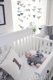 baby nursery boys. Triangle Mobile, Baby Boy Nursery, Nursery Themes, Cute Boys
