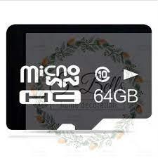 Máy Ghi Âm Thẻ Nhớ 16 G / 32g / 64g / 128 Gb Sd